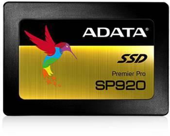 Накопитель SSD 256Gb A-Data Premier Pro SP920 ASP920SS3-256GM-C SATA III