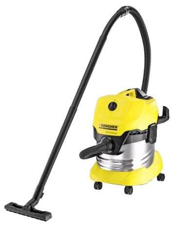 Пылесос Karcher WD4 Premium желтый/черный (13481500) - фото 3