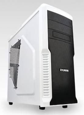 Корпус ATX Zalman Z3 PLUS белый