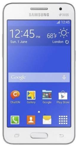 Смартфон Samsung Galaxy Core 2 SM-G355H 4ГБ белый - фото 1