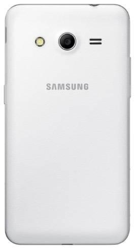 Смартфон Samsung Galaxy Core 2 SM-G355H 4ГБ белый - фото 2