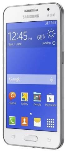 Смартфон Samsung Galaxy Core 2 SM-G355H 4ГБ белый - фото 3