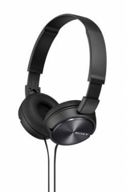 Гарнитура Sony MDR-ZX310AP черный (MDRZX310APB.CE7)