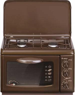 Плита Газовая Gefest ПГ 100 K19 коричневый