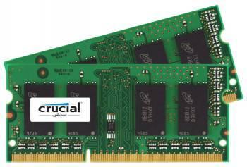 ������ ������ SO-DDR3 2x1Gb Crucial CT2KIT12864BF160B