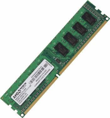 Модуль памяти DIMM DDR3 2Gb AMD (R532G1601U1S-UGO)