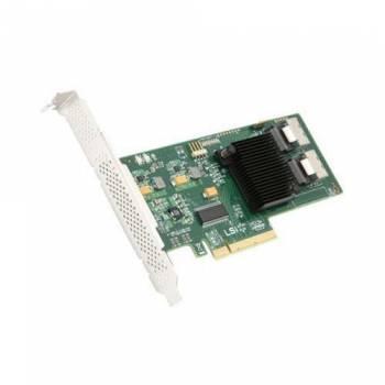 Контроллер LSI 9211-8I SGL HBA 8i-ports (LSI00194)