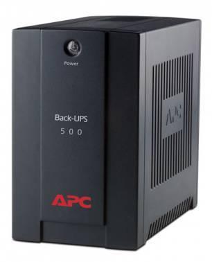 ИБП APC Back-UPS BX500CI черный