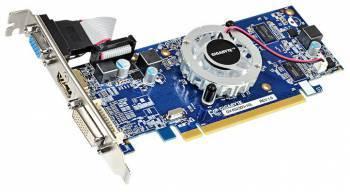 ���������� Gigabyte Radeon R5 230 1024 ��