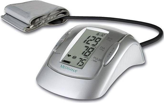 Тонометр автоматический Medisana MTP PLUS (51043) - фото 1