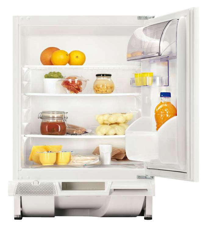 Холодильник Zanussi ZUA14020SA белый - фото 1