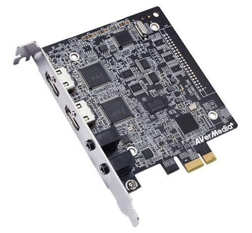 Карта видеозахвата PCI-E Avermedia Live Gamer HD Lite C985E - фото 1