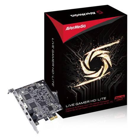 Карта видеозахвата PCI-E Avermedia Live Gamer HD Lite C985E - фото 3