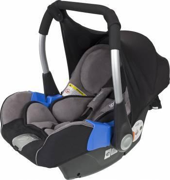 Автокресло детское Sparco F 300 K черный / серый
