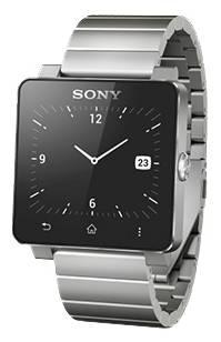Смарт-часы SONY SmartWatch 2 SW2 серебристый - фото 1