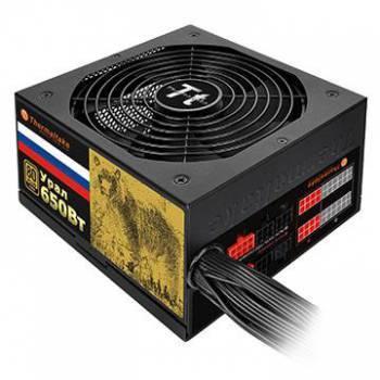 Блок питания для ПК ATX 650W Thermaltake Ural W0426RE 80+