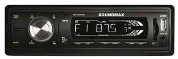Автомагнитола Soundmax SM-CCR3048F (SM-CCR3048F(ЧЕРНЫЙ)\G)