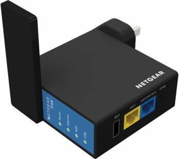 Беспроводной маршрутизатор NetGear PR2000-100EUS черный