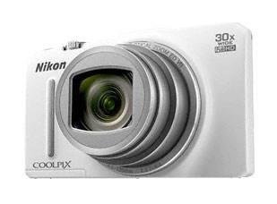 Фотоаппарат Nikon CoolPix S9700 белый - фото 3