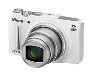 Фотоаппарат Nikon CoolPix S9700 белый - фото 4