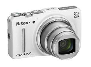 Фотоаппарат Nikon CoolPix S9700 белый - фото 6