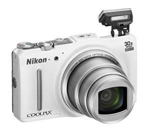 Фотоаппарат Nikon CoolPix S9700 белый - фото 7