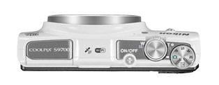 Фотоаппарат Nikon CoolPix S9700 белый - фото 8