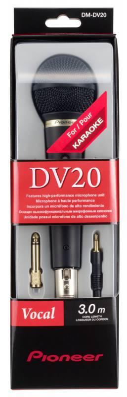 Микрофон Pioneer DM-DV20 черный - фото 2