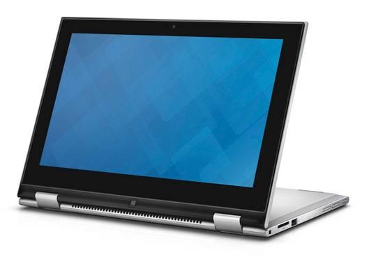 "Трансформер 11.6"" Dell Inspiron 3147 (3147-2893) серебристый - фото 1"