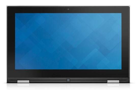 "Трансформер 11.6"" Dell Inspiron 3147 (3147-2893) серебристый - фото 3"