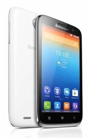 Смартфон Lenovo A859 8ГБ серый - фото 1