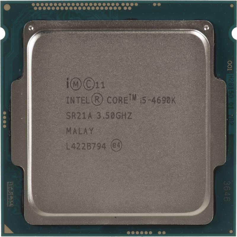 Процессор Socket-1150 Intel Core i5 4690K OEM - фото 1