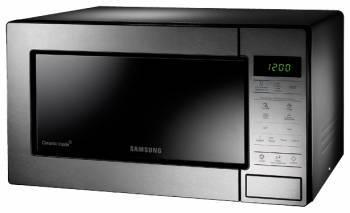 СВЧ-печь Samsung GE83MRTS серебристый (GE83MRTS/BW)