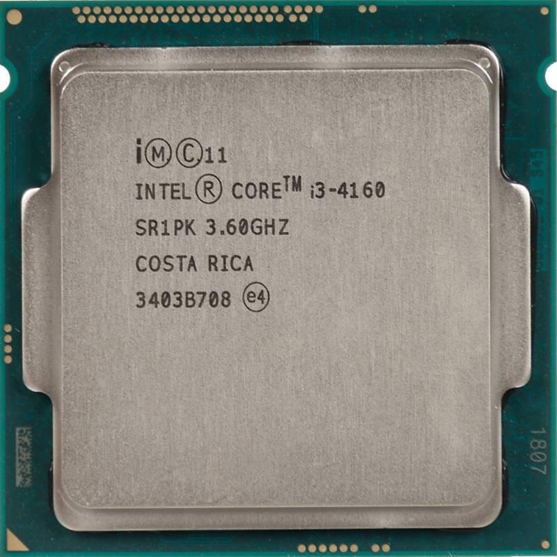 Процессор Socket-1150 Intel Core i3 4160 OEM - фото 2