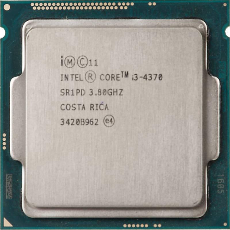 Процессор Socket-1150 Intel Core i3 4370 OEM - фото 2