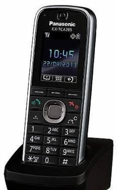 Дополнительная трубка Panasonic KX-TCA285RU черный
