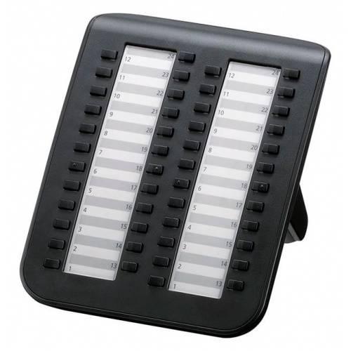 Консоль цифровая Panasonic KX-DT590RU-B черный - фото 1