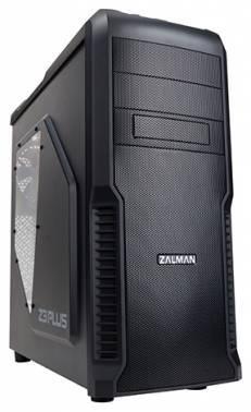 Корпус ATX Zalman Z3 Plus черный (Z3+)
