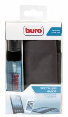 Чистящий набор (салфетки + гель) Buro BU-Tablet+Smartphone (салфетка и гель)