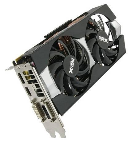 Видеокарта Sapphire Radeon R9 270X 4GB GDDR5 WITH BOOST & OC 4096 МБ (11217-04-20G) - фото 3