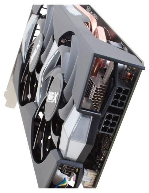 Видеокарта Sapphire Radeon R9 270X 4GB GDDR5 WITH BOOST & OC 4096 МБ (11217-04-20G) - фото 5