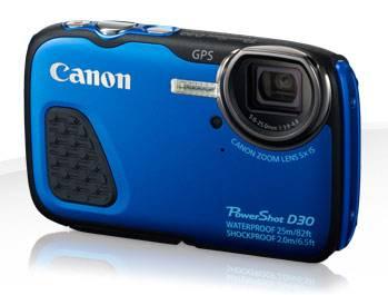 ����������� Canon PowerShot D30 �����
