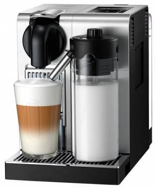Кофемашина Delonghi Nespresso EN 750.MB серебристый/черный (0132192223)