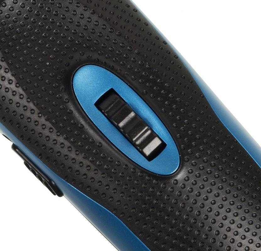 Машинка для стрижки Sinbo SHC 4354 синий/черный - фото 5