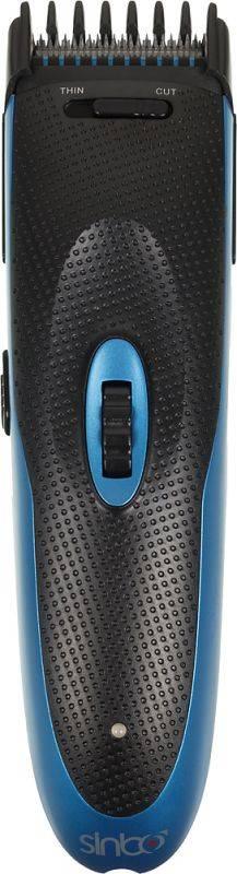 Машинка для стрижки Sinbo SHC 4354 синий/черный - фото 1