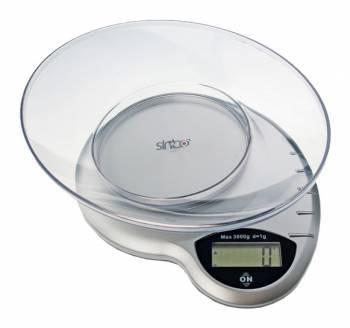 Кухонные весы Sinbo SKS-4511 серебристый