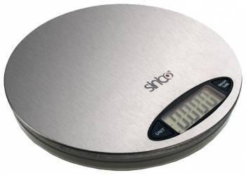 Кухонные весы Sinbo SKS-4513 серебристый