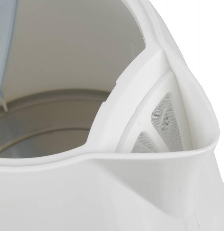 Чайник электрический Sinbo SK 7314 белый - фото 6