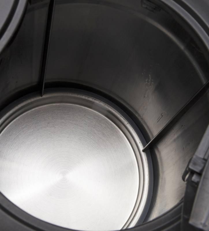 Чайник электрический Sinbo SK 2385B серебристый - фото 7