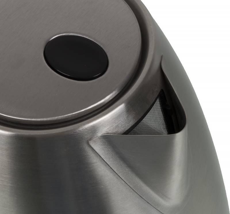Чайник электрический Sinbo SK 7310 серебристый - фото 6